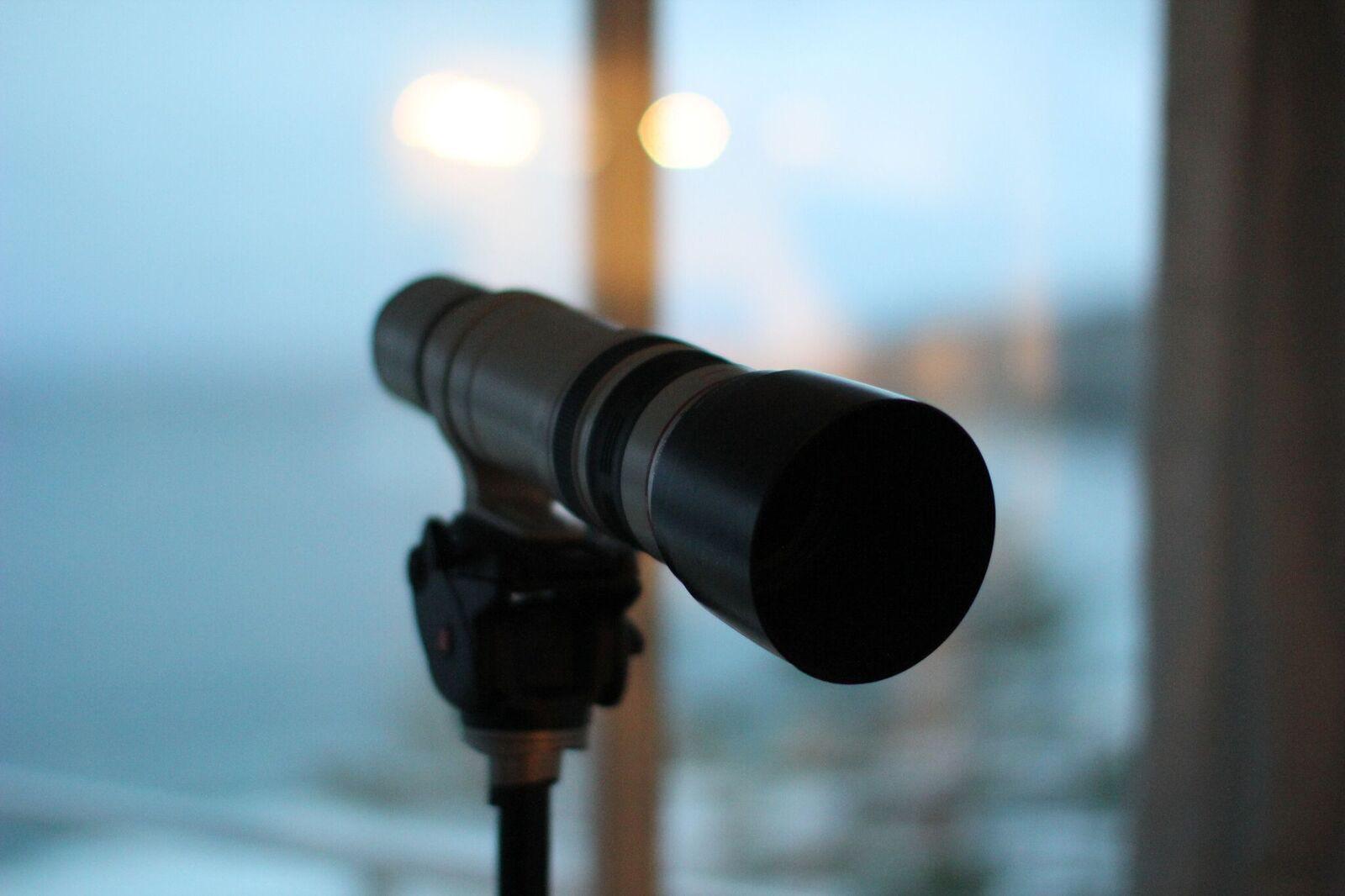 BlinkSurf Lens