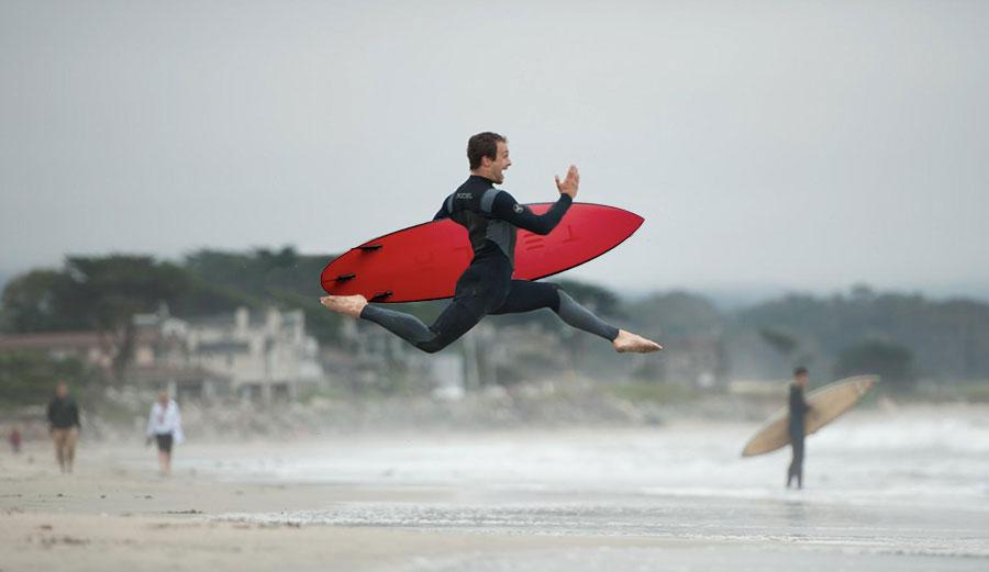 What's Inside The $1500 Tesla Surfboard? — Blinksurf®